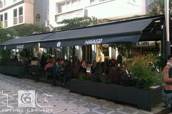 Toldos a medida en Marbella
