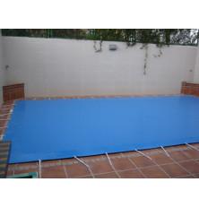 Cubierta de piscina PVC